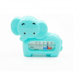 Sunny Lion Elephant Thermometer