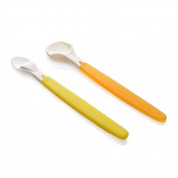 Sunny Lion Thermal Dual Colour Spoon Set