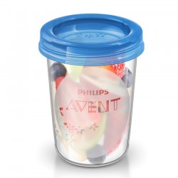 Philips Avent Food Storage Cups 240ml (5cups)