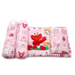 Sesame Street Beginings ABC Comforter (4 Piece Set)