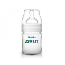 Philips Avent Classic Plus Bottle 125ml 4oz Single Pack