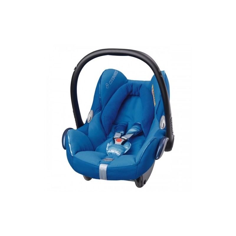 maxi cosi cabriofix watercolour blue gears. Black Bedroom Furniture Sets. Home Design Ideas
