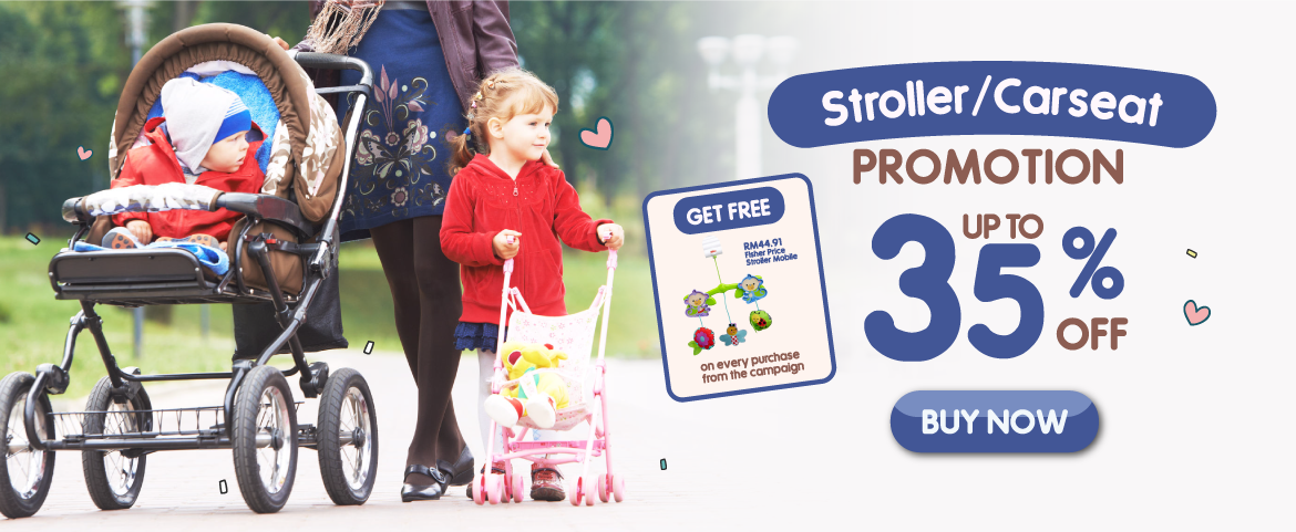 Carseat & Stroller Promotion