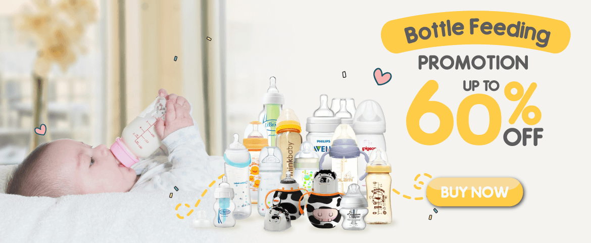 Bottle feeding promotion