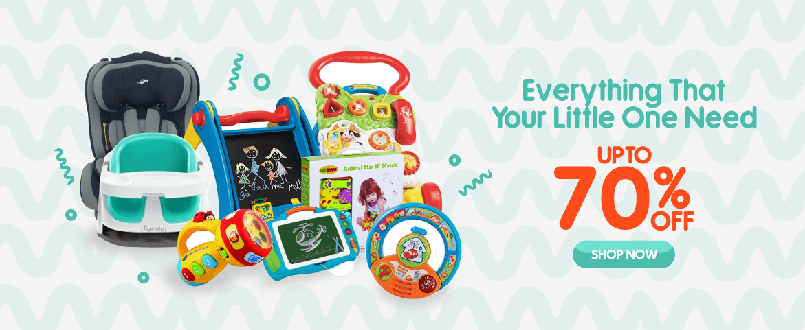 Everything That Your Little One Need Promotion
