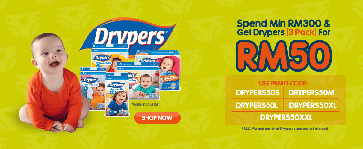 Drypers Promotion