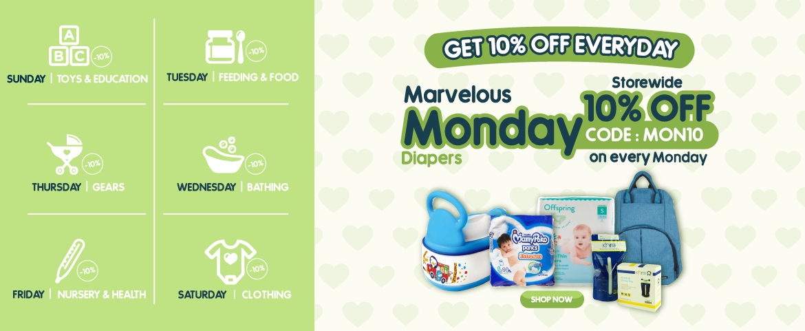 Diapers Promotion