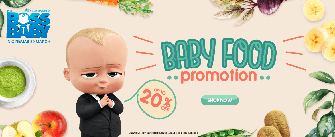 Baby Food Promotion