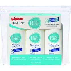 Pigeon Newborn Pure Travel Set