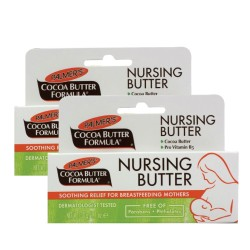 Palmers CBF with Vitamin E Nursing Butter 30g - 2pcs