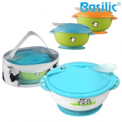 Basilic Baby Feeding Set