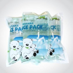 'Jingle Jungle Mom\'s Love Reusable Ice Pack (3 Packs)'