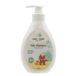Kath + Belle Hair Shampoo (Peach) 250ml
