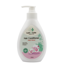 Kath + Belle Hair Conditioner (Peach) 250ml
