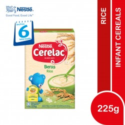 Nestle Cerelac Infant Cereals Rice (225g)