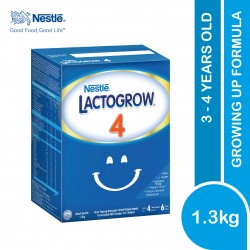 Nestle Lactogrow 4 Milk Powder (1.3kg)