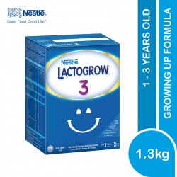 Nestle Lactogrow 3 Milk Powder (1.3kg)