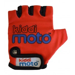 Kiddimoto Gloves (Red) - Medium
