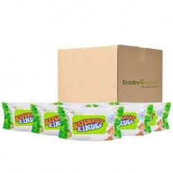 BabyOrganix Naturally Kinder Wet Tissue 30 Sheets (6 Packs)\''