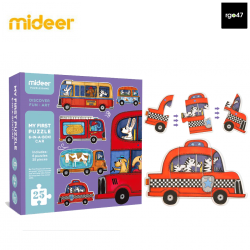 Mideer My First Puzzle (Transport)