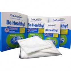 BaBydoc BaBysafe Active Allergy Control Covers (Baby Set)