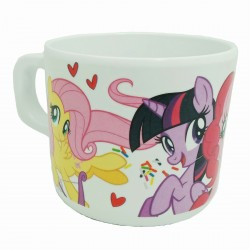 My Little Pony 3 Inch Melamine Mug