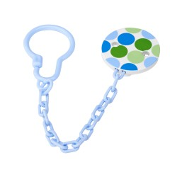 '\'Dr Brown\\\'s Pacifier Tether/Clip (All Plastic)\''