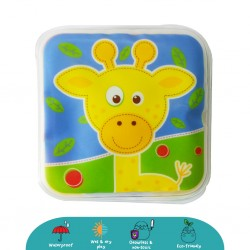 Cheekaaboo Bath Book (Animals)