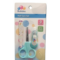 Bubbles Nail Care Set