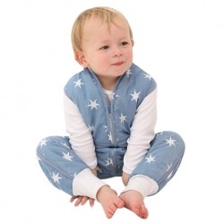 Dreamgenii Twinkle Tog 1.0 Tog (Blue Star) 2-3Years