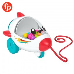 Fisher Price Pull Along Rocket Baby Toys