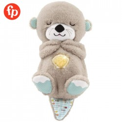 Fisher Price New Born Soothe n Snuggle Otter Toys