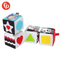 Fisher Price Fun to Flip Soft Blocks Toys