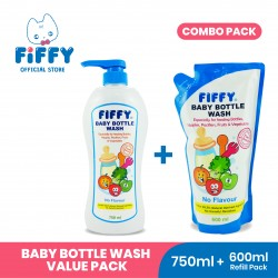 FIFFY Bottle Wash Value Pack (No Flavour) -19468310