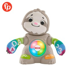 Fisher Price Linkimals Smooth Moves Sloth Music and Sounds Early Development Electronics Toys