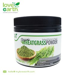 Love Earth Wheatgrass Powder 185g