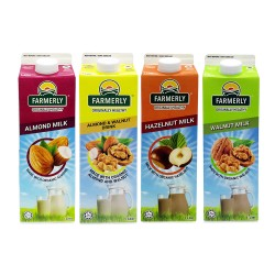 Farmerly Drinks - 1L (Mix 4 Packets)