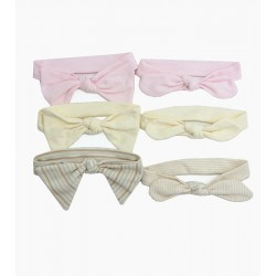 Trendyvalley Organic Cotton Baby Girl Headband