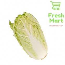 Fresh Vegetable Chinese Cabbage / Kobis Cina 500g