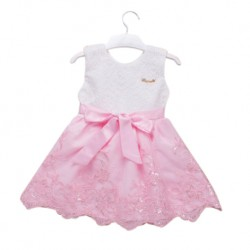 Little Treasure Bingo Baby Dinner Dress - LS378