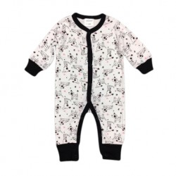Little Treasure Bingo Baby Sleeping Suit - LS55199