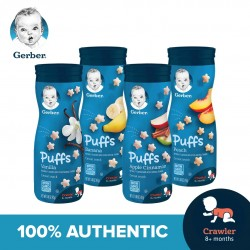 Gerber Puff Bundle