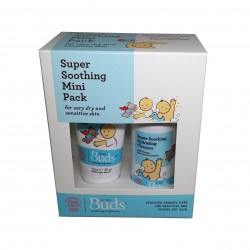Buds Soothing Organics Eczema Mini Pack