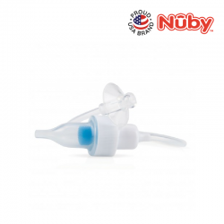 Nuby Bulk 3 pk Breath-eez Filters-fits portable breath-eez