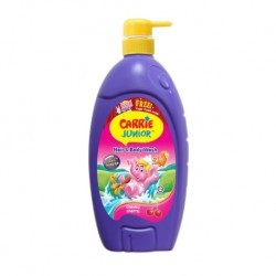 Carrie Junior Hair & Body Wash - Cheeky Cherry (1000g) [Free Toy]