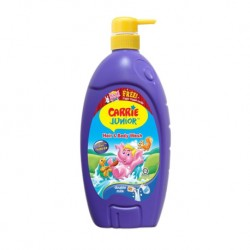 Carrie Junior Hair & Body Wash - Double Milk (1000g) [Free Toy]