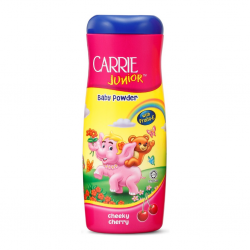 Carrie Junior Baby Powder - Cheeky Cherry (450g)