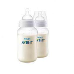 Philips Avent Classic+ Bottle 11oz/330ml (Twin Pack)