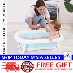 Little B House New Design Newborn Folding Baby Bathtub Large Size Children Household Bath Tub - BA04