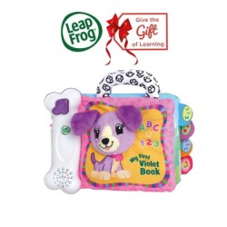LeapFrog My First Violet Book